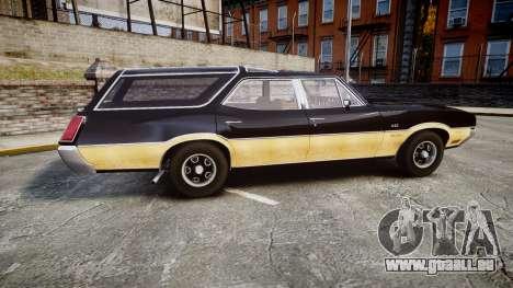 Oldsmobile Vista Cruiser 1972 Rims2 Tree1 für GTA 4 linke Ansicht