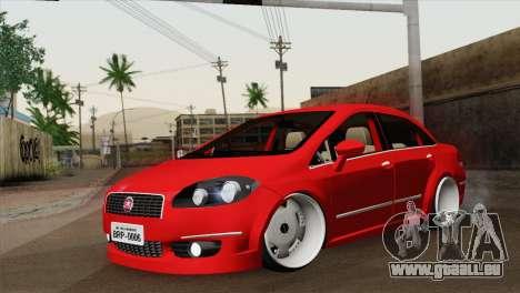 Fiat Siena pour GTA San Andreas