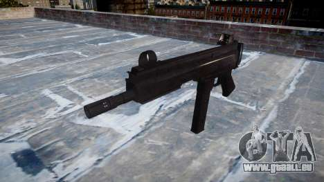 Pistolet SMT40 pas de fesses icon2 pour GTA 4