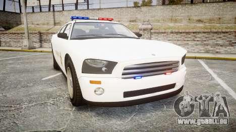 GTA V Bravado Police Buffalo [ELS] für GTA 4