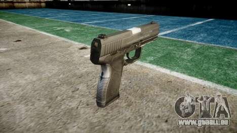 Pistolet Taurus 24-7 noir icon3 pour GTA 4 secondes d'écran