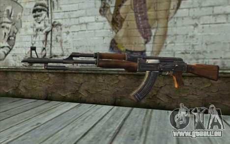 Тип 56 (АКМ) de Battlefield: Vietnam pour GTA San Andreas