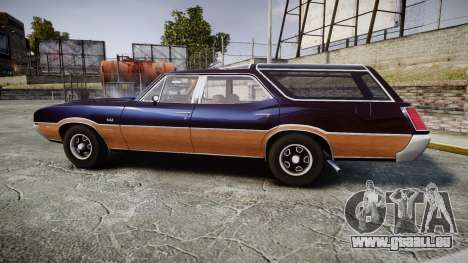 Oldsmobile Vista Cruiser 1972 Rims2 Tree2 für GTA 4 linke Ansicht