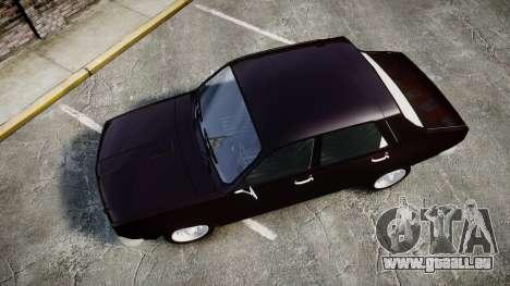 Dacia 1300 pour GTA 4 est un droit