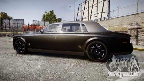 Rolls-Royce Phantom EWB pour GTA 4 est une gauche