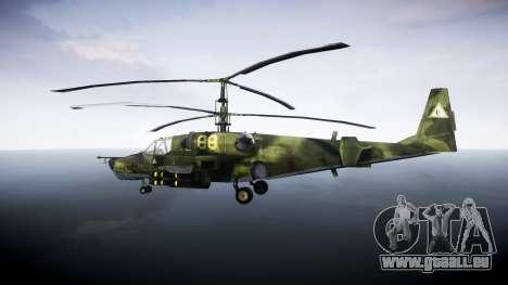 Ka-50 Black shark pour GTA 4