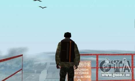 New parachute pour GTA San Andreas troisième écran