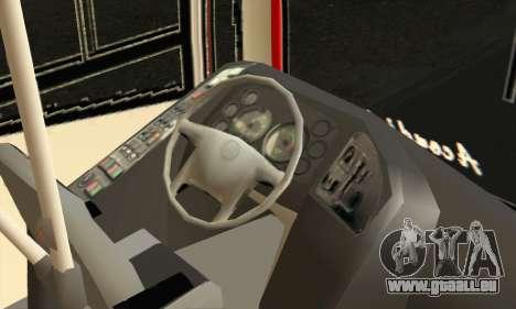 Deutz Tatsa Puma D12 pour GTA San Andreas vue de droite