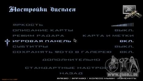 Les écrans de chargement pour GTA San Andreas septième écran