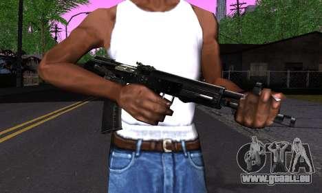 La guerre pour GTA San Andreas troisième écran