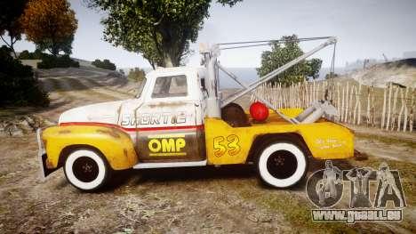 DMG Titan [EPM] OMP für GTA 4 linke Ansicht