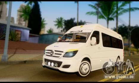 Mercedes-Benz Sprinter School Bus für GTA San Andreas