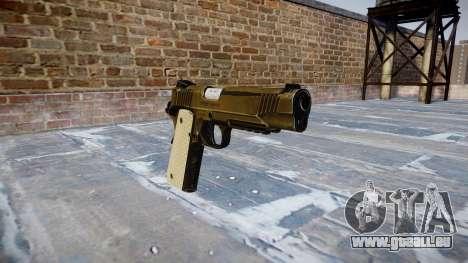 Gun Kimber KDW für GTA 4