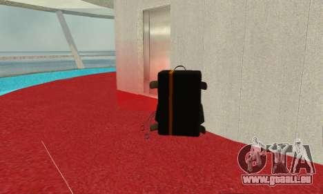 New parachute pour GTA San Andreas deuxième écran