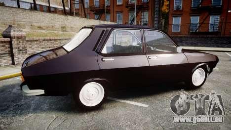 Dacia 1300 pour GTA 4 est une gauche