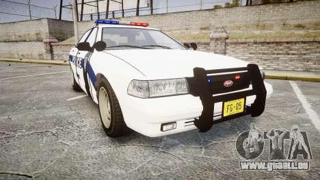 GTA V Vapid Cruiser LP [ELS] pour GTA 4