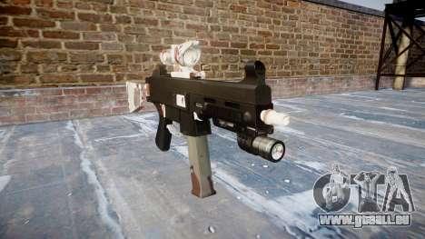 Pistolet UMP45 Choco pour GTA 4
