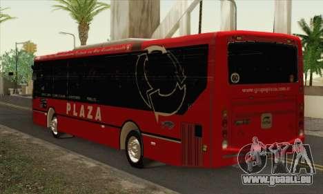 Deutz Tatsa Puma D12 pour GTA San Andreas laissé vue