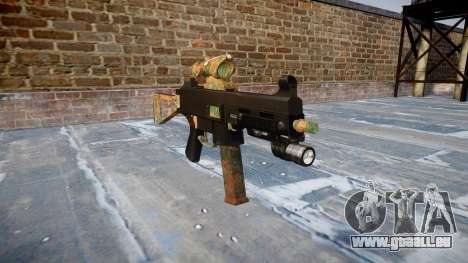 Gun UMP45 Jungle pour GTA 4