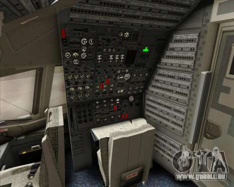 McDonnell Douglas DC-10-30 Northwest Airlines für GTA San Andreas Motor