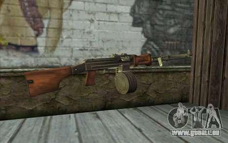РПД de Battlefield: Vietnam pour GTA San Andreas deuxième écran