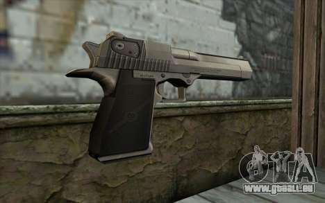 Desert Eagle pour GTA San Andreas deuxième écran