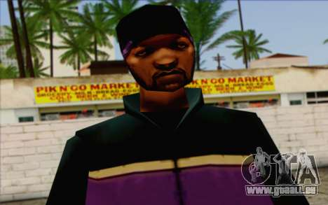 Hood from GTA Vice City Skin 1 für GTA San Andreas dritten Screenshot