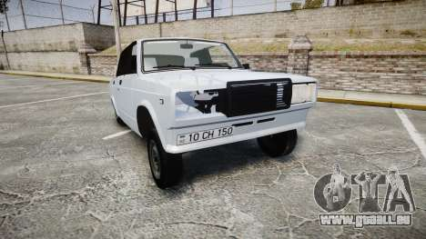 ВАЗ-2107 Avtosh Stil für GTA 4