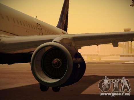 Airbus A321-232 Lets talk about Blue für GTA San Andreas
