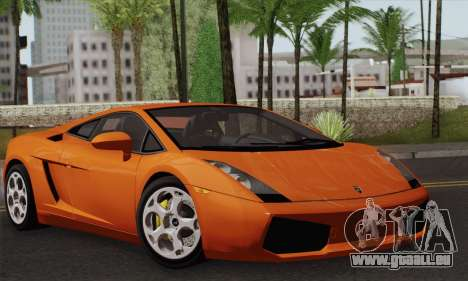 Lamborghini Gallardo 2005 für GTA San Andreas