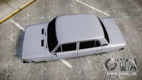 VAZ-2106 sechs für GTA 4 rechte Ansicht