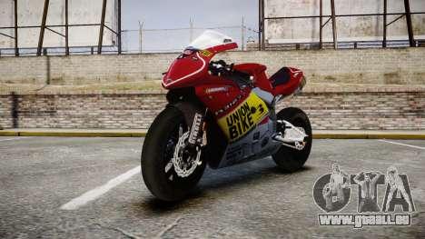 MV Agusta F4 pour GTA 4