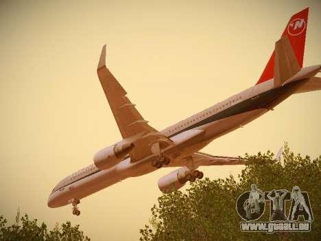 Boeing 757-251 Northwest Airlines für GTA San Andreas Motor