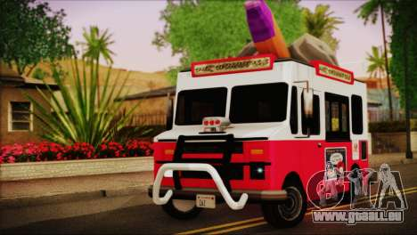 Mr. Whoopee Tuned pour GTA San Andreas