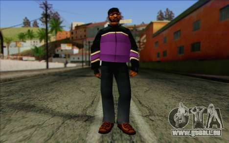 Hood from GTA Vice City Skin 1 pour GTA San Andreas