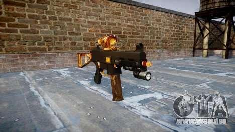 Pistolet UMP45 Élite pour GTA 4