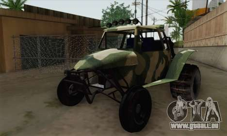 Military Buggy pour GTA San Andreas