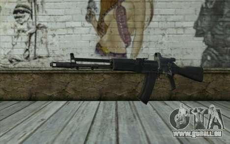 AK-107 für GTA San Andreas