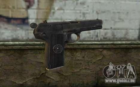 ТТ-33 von Battlefield: Vietnam für GTA San Andreas zweiten Screenshot