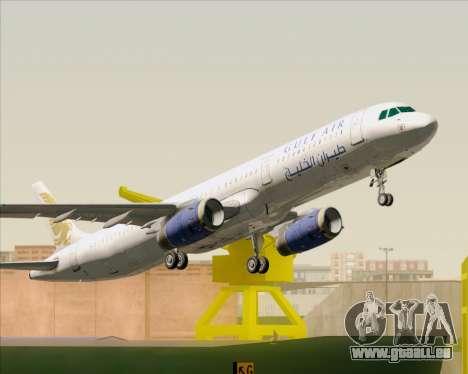 Airbus A321-200 Gulf Air pour GTA San Andreas