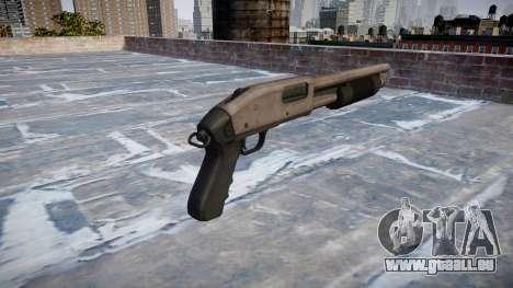 Riot-Flinte Mossberg 500 icon1 für GTA 4 Sekunden Bildschirm