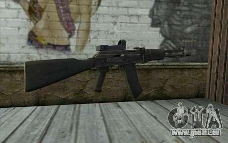 AK-107 für GTA San Andreas zweiten Screenshot