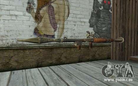 РПГ-7В von Battlefield: Vietnam für GTA San Andreas