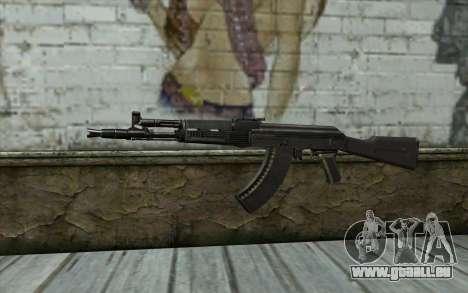 L'AK-104 pour GTA San Andreas