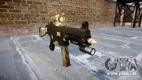 Pistolet UMP45 Ronin pour GTA 4