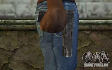 ТТ-33 von Battlefield: Vietnam für GTA San Andreas dritten Screenshot