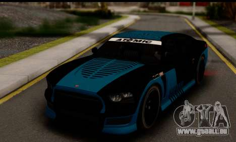 Bravado Buffalo S (IVF) für GTA San Andreas Seitenansicht
