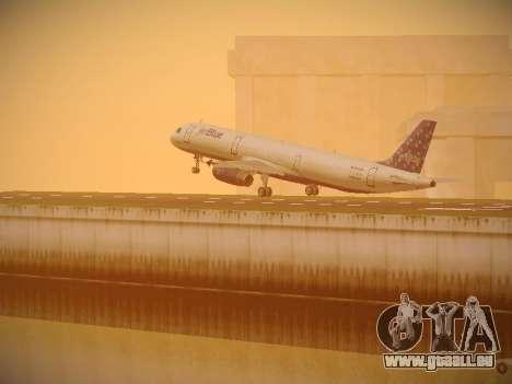 Airbus A321-232 Lets talk about Blue für GTA San Andreas Räder