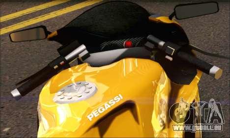 GTA 5 Pegassi Bati 801 für GTA San Andreas zurück linke Ansicht