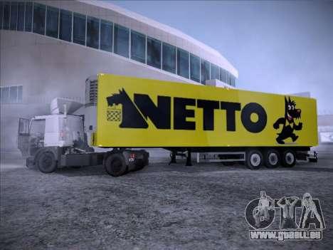 Trailer NETTO pour GTA San Andreas
